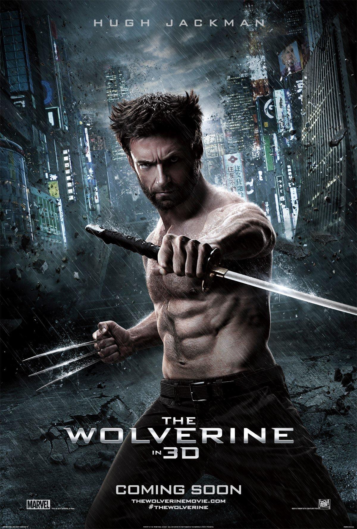 Росомаха: Бессмертный The Wolverine