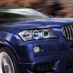 Альпина показывает свою новую модель BMW Alpina XD3 Bi-Turbo