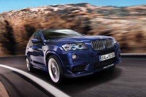 BMW Alpina XD3 Bi-Turbo Front