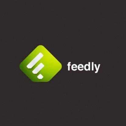 Feedly логотип