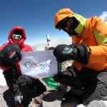В Google картах появились панорамы с высочайших вершин мира