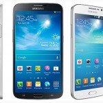 Samsung представила Galaxy Mega 5.8 и 6.3