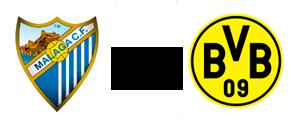 Малага - Боруссия Дортмунд