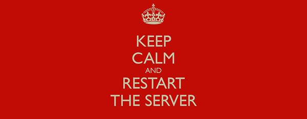 keep-calm-and-restart-the-server